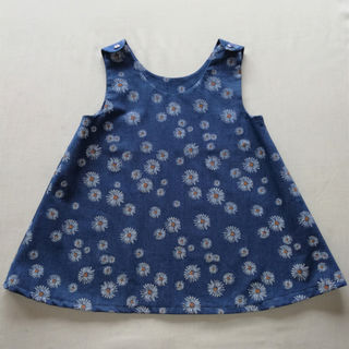 Daisy Pinafore 18m-2years