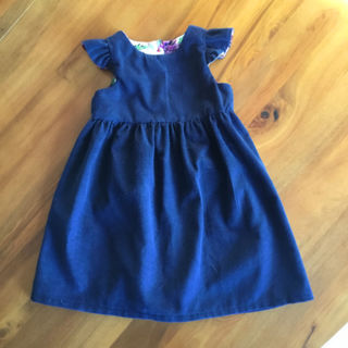 Corduroy Dress - Sz 1