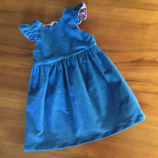 Corduroy Dress - Sz 3