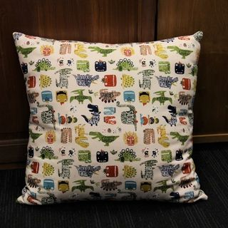 Cushion Cover - Dinosaurs