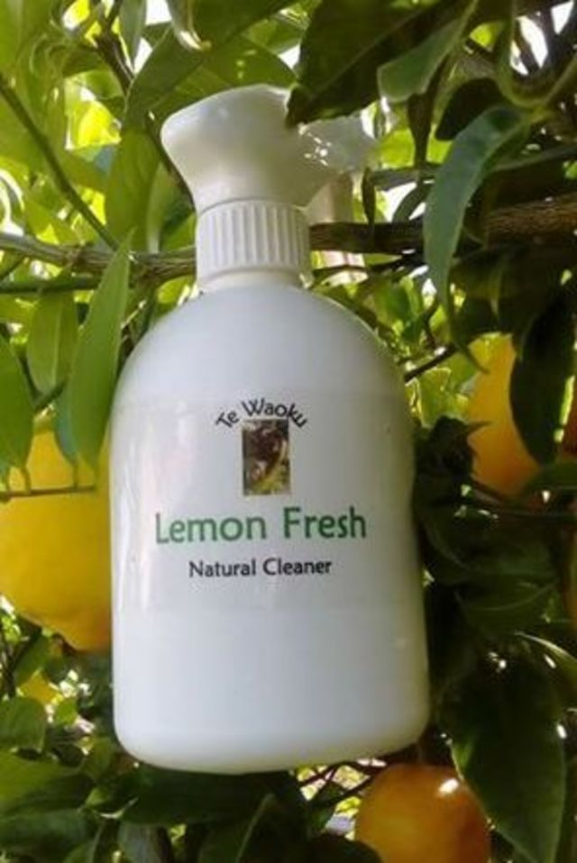 Lemon Fresh Natural Cleaner