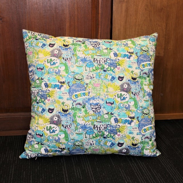 Cushion Cover - Monsters