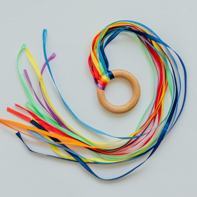 Rainbow Dance Ribbons